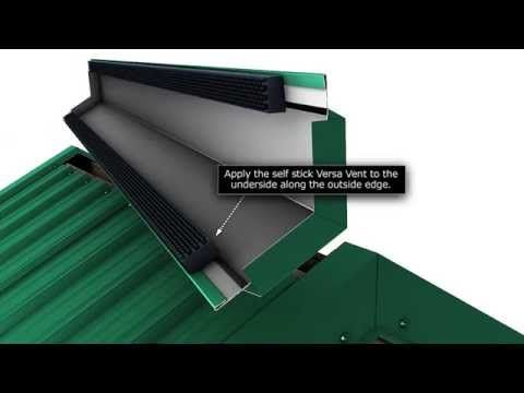 Union Corrugating Provides How To Install Metal Roofing Videos For Masterrib Panels And Advantage Lok Ii St Metal Roof Vents Metal Roof Installation Metal Roof