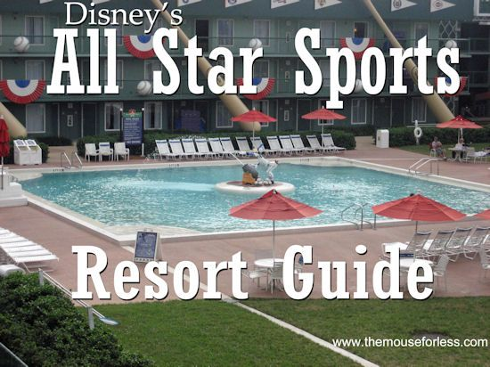 Disneyu0027s All Star Sports Resort Guide