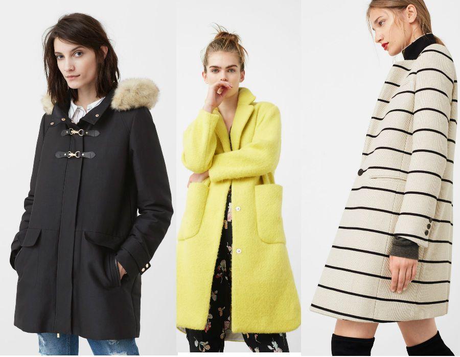 manteau hiver femme 10 trs beaux manteaux moins de 100 - Manteau Femme Color