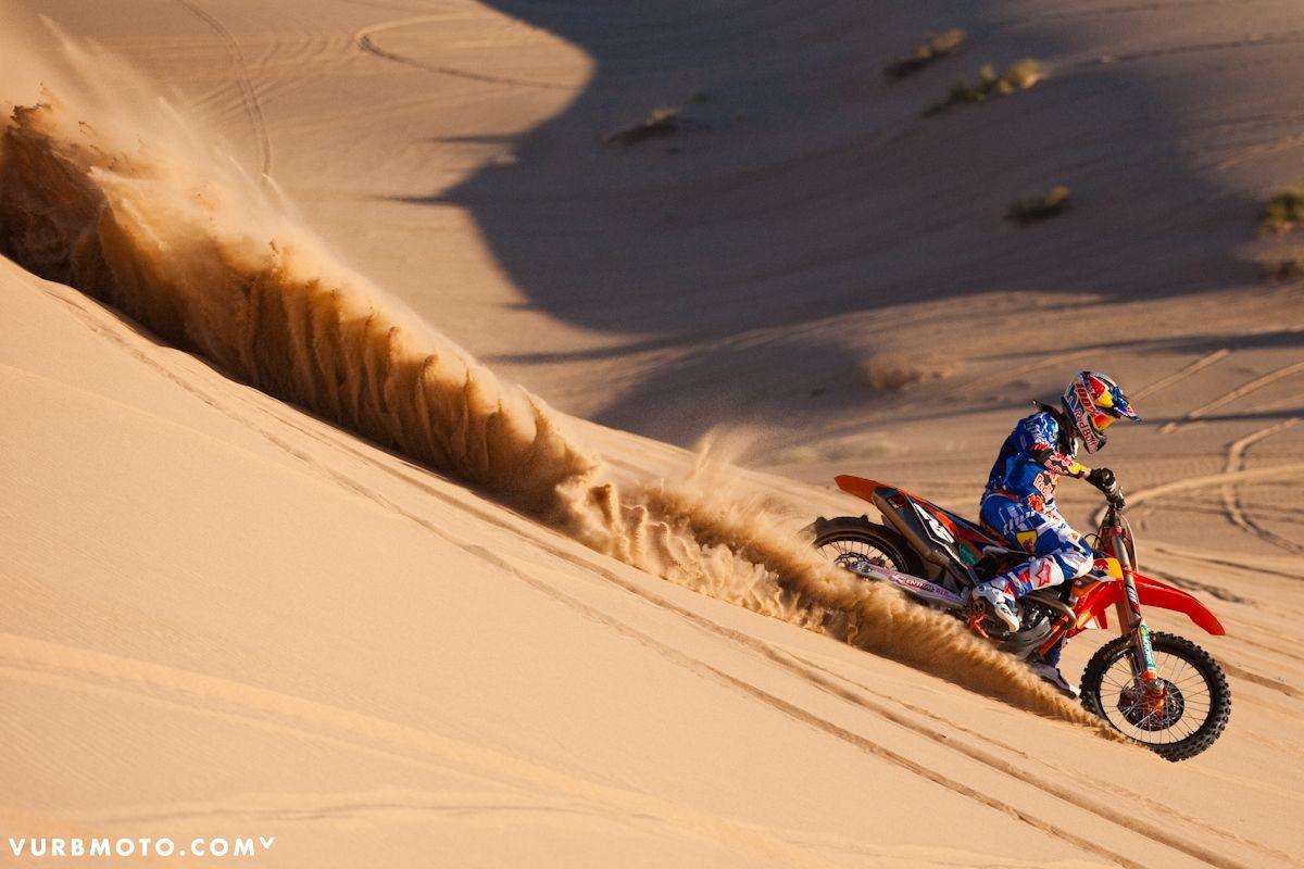 100% at the Glamis Sand Dunes - vurbmoto - Motocross & Supercross ...