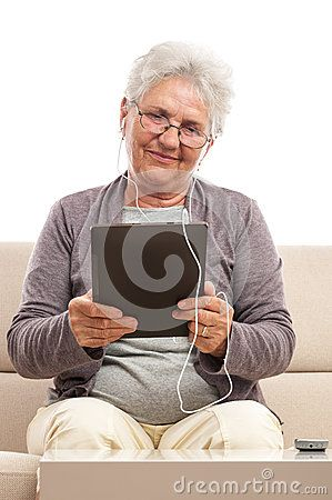 chat with older women