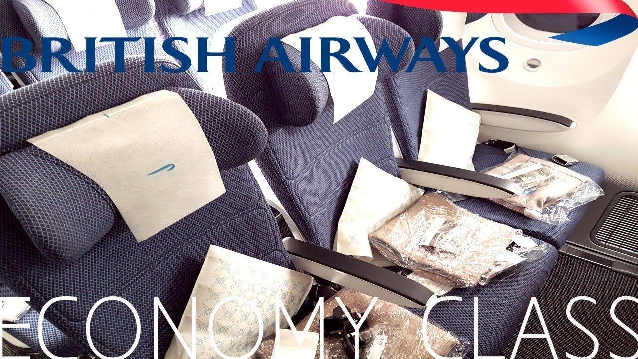 British airways 787 economy long haul review in 2020