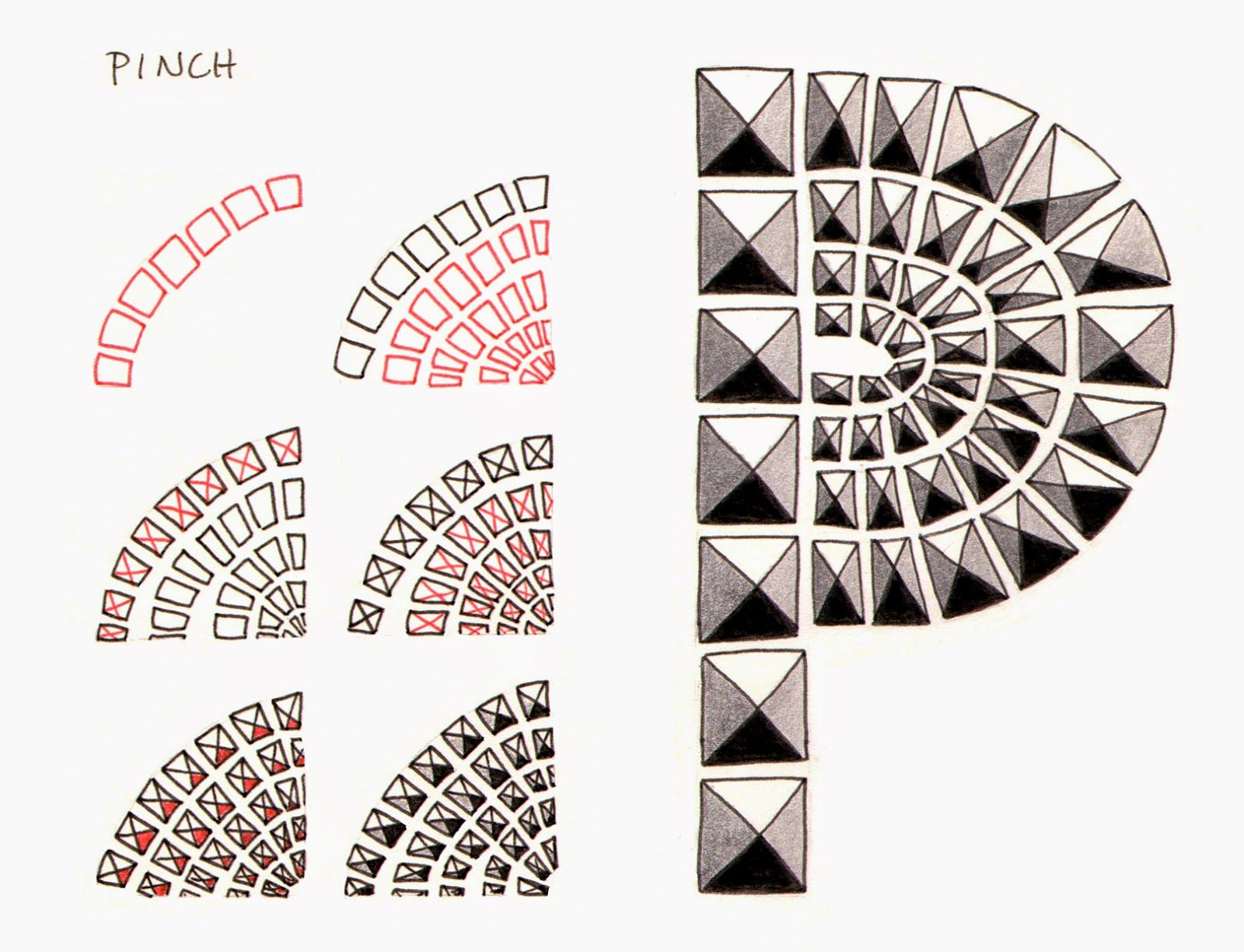 Alphatangle The App Zentangle Patterns Zentangle Drawings