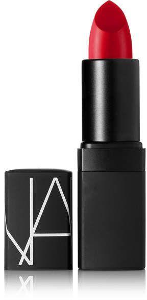 Semi Matte Lipstick - Jungle Red #Polyglyceryl#Trisostearate#Triisostearin  | Lipstick jungle, Jungle red lipstick, Nars lipstick