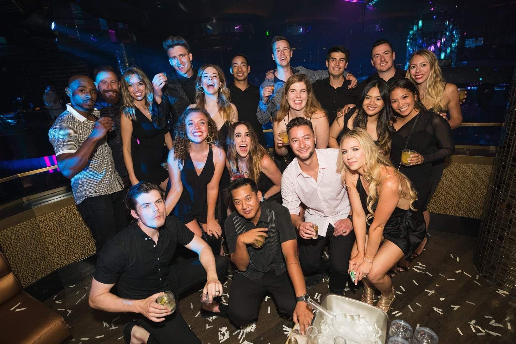 Las Vegas Nightclub Dress Code Night Club Dress Night Club Las Vegas Night Clubs