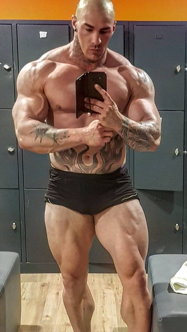 Pin By Glany_30 On Muscle In 2019