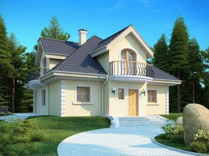 Proiect Casa Cu Mansarda #27011   Proiecte Case, Proiecte Tip