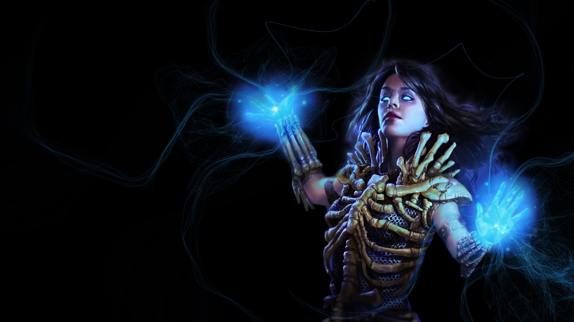 Path Of Exile Image Image Wonder Woman Necromancer