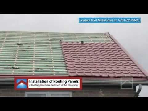 Metal Roofing Over Shingles Youtube Metal Roof Metal Shingle Roof Roofing