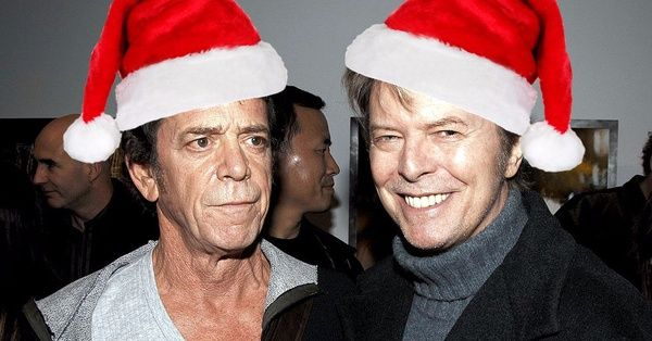 12 Underplayed Christmas Songs by Your Favorite Rock Bands