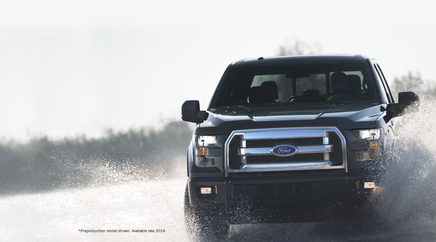 2015 Ford F150 Pickup Truck The Future of Tough Ford