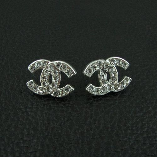 Chanel Silver Earrings I Want Some Of These So Bad