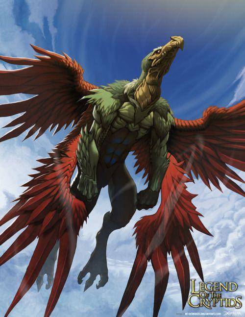 Sampati- The king of the birds 2 by el-grimlock —x—  More:  El Grimlock Random 