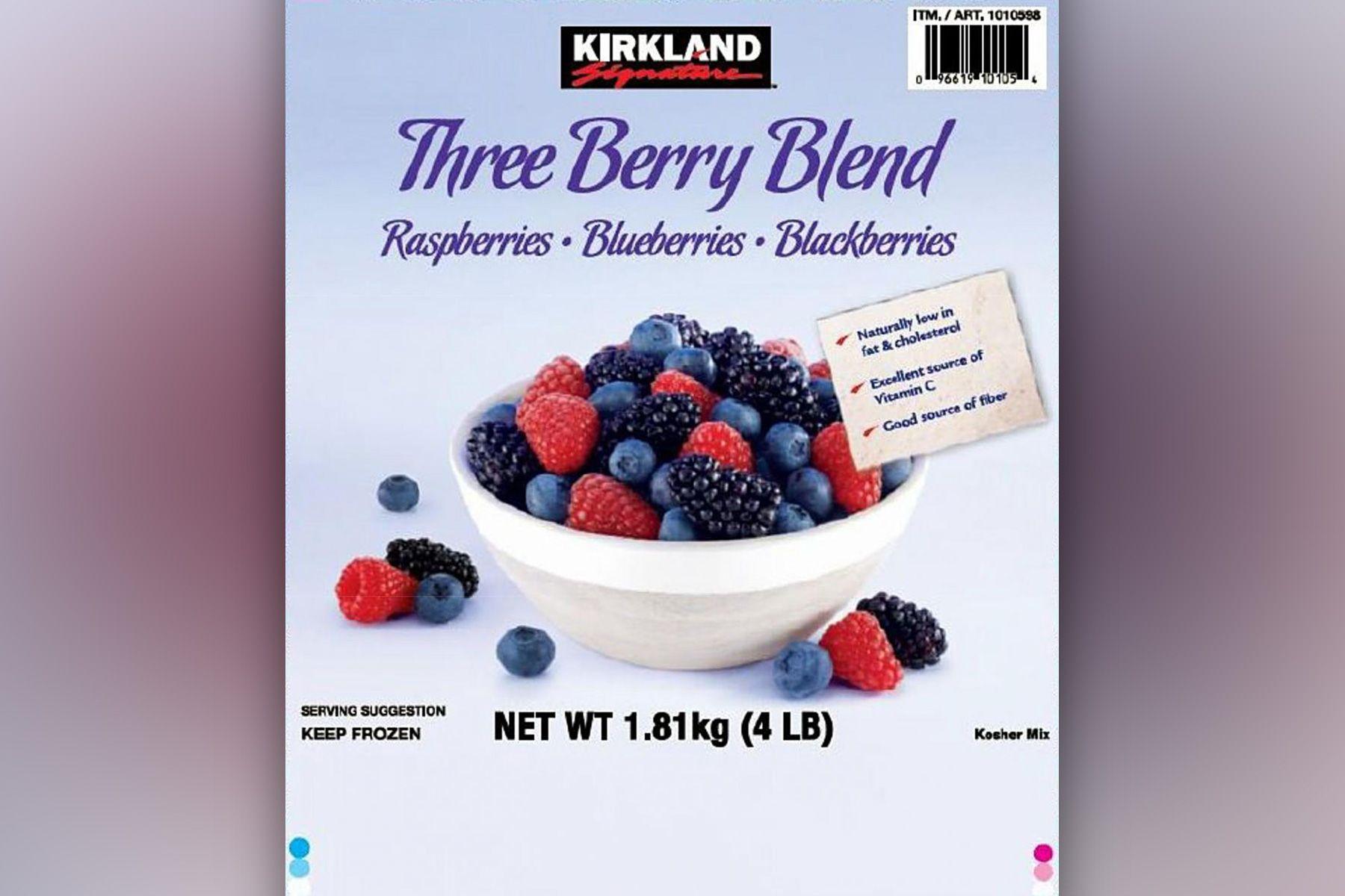 Costco Frozen Berries Recalled For Hep A Fears Probiotics