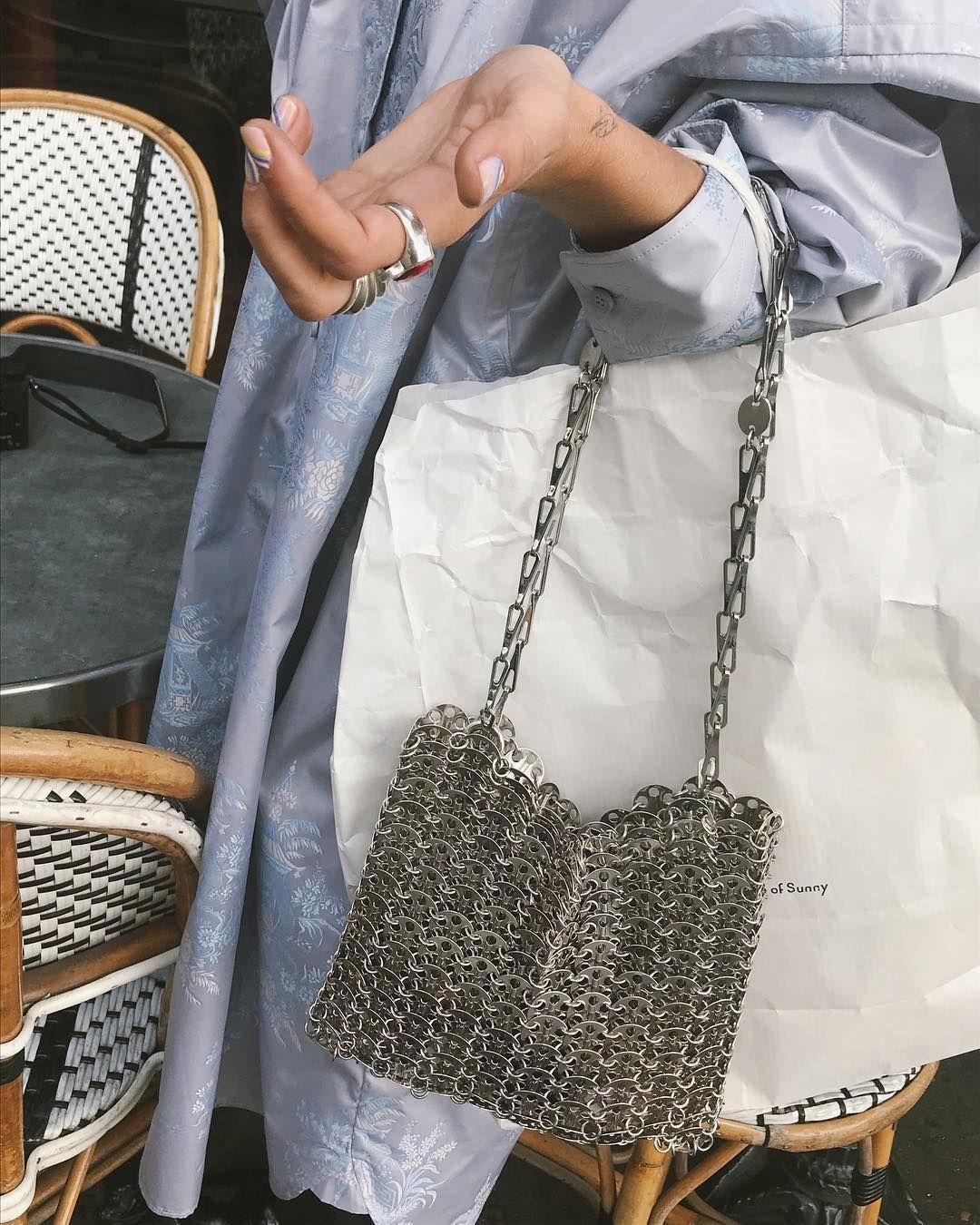 0528370442 Paco Rabanne Paco Rabanne, Parisian Chic, Fashion Bags, Fashion  Accessories, Fashion Killa