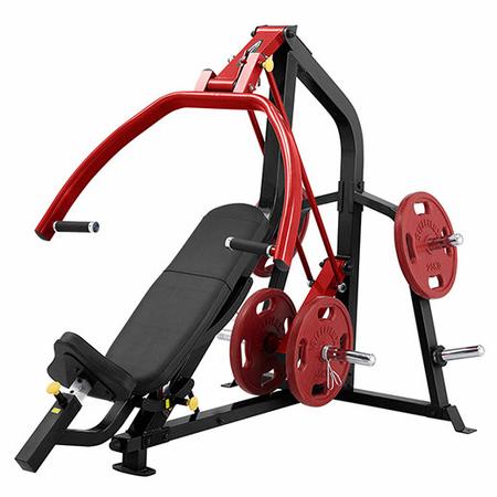 Steelflex Pl2100 Chest Shoulder Press Machine Shoulder Press Machine No Equipment Workout Gym Plan