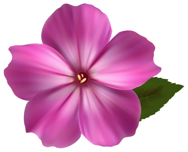 Pink flower png clipart image clip art pinterest clipart pink flower png clipart image mightylinksfo Image collections