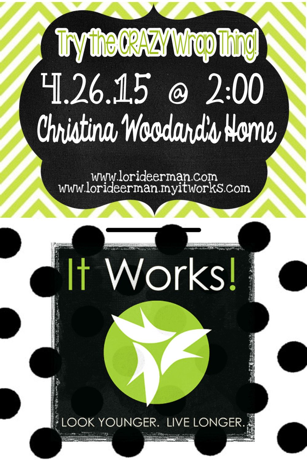 Tips Easy to Create It Works Party Invite with graceful appearance