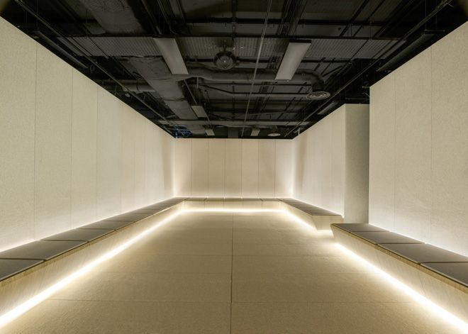 London Department Store Selfridges Have Now Opened The Silence Room A Concept Originally Dreamed Up By Fou Architect Room London Interior Architecture Design