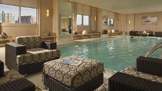 Indoor Pool At Ritz Carlton At Pentagon City Luxury Hotel Luxury Hotel Room Hotels And Resorts