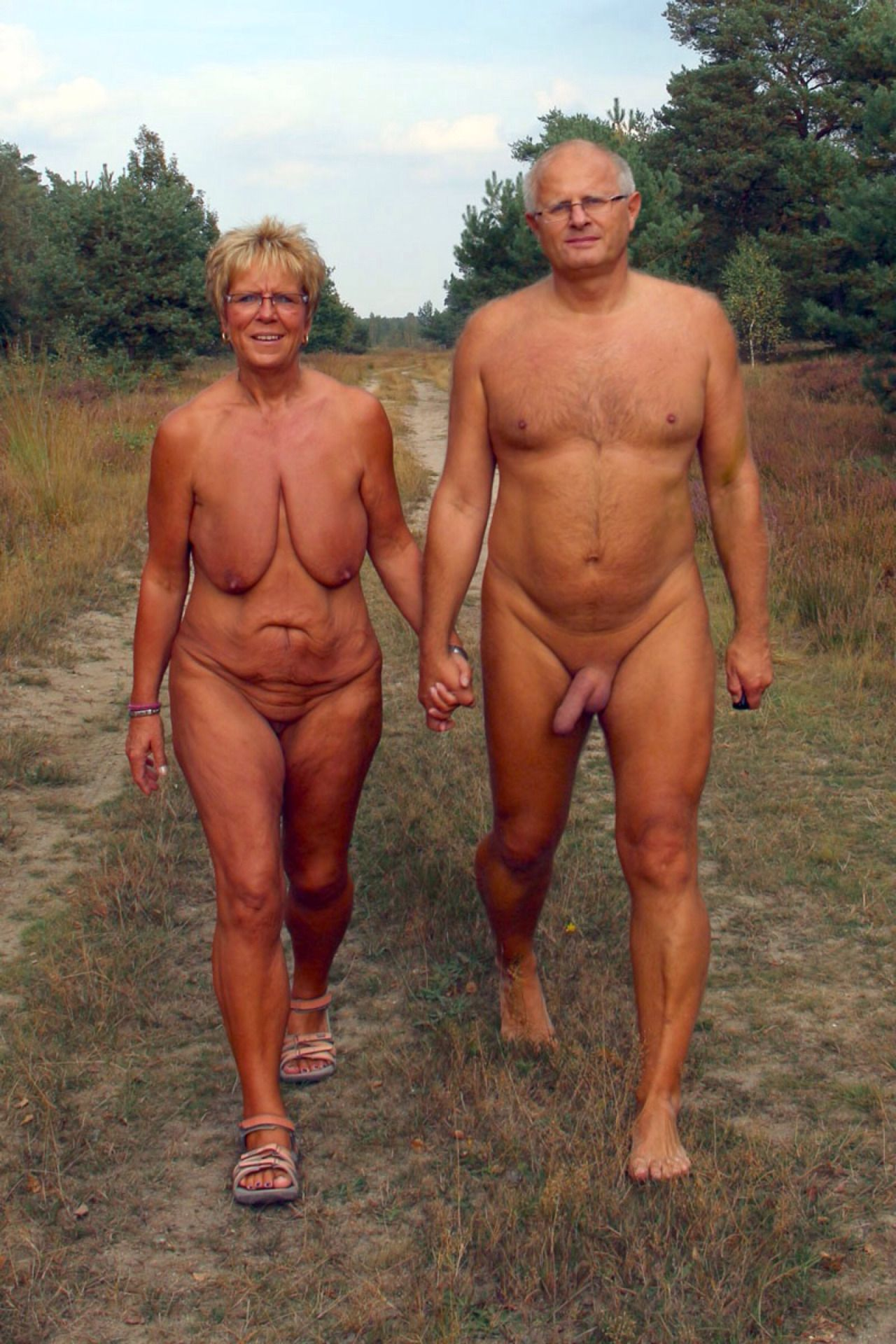 "ultra-hungrybird: ""pegeha: "" nude-vacations: "" strolling in the"