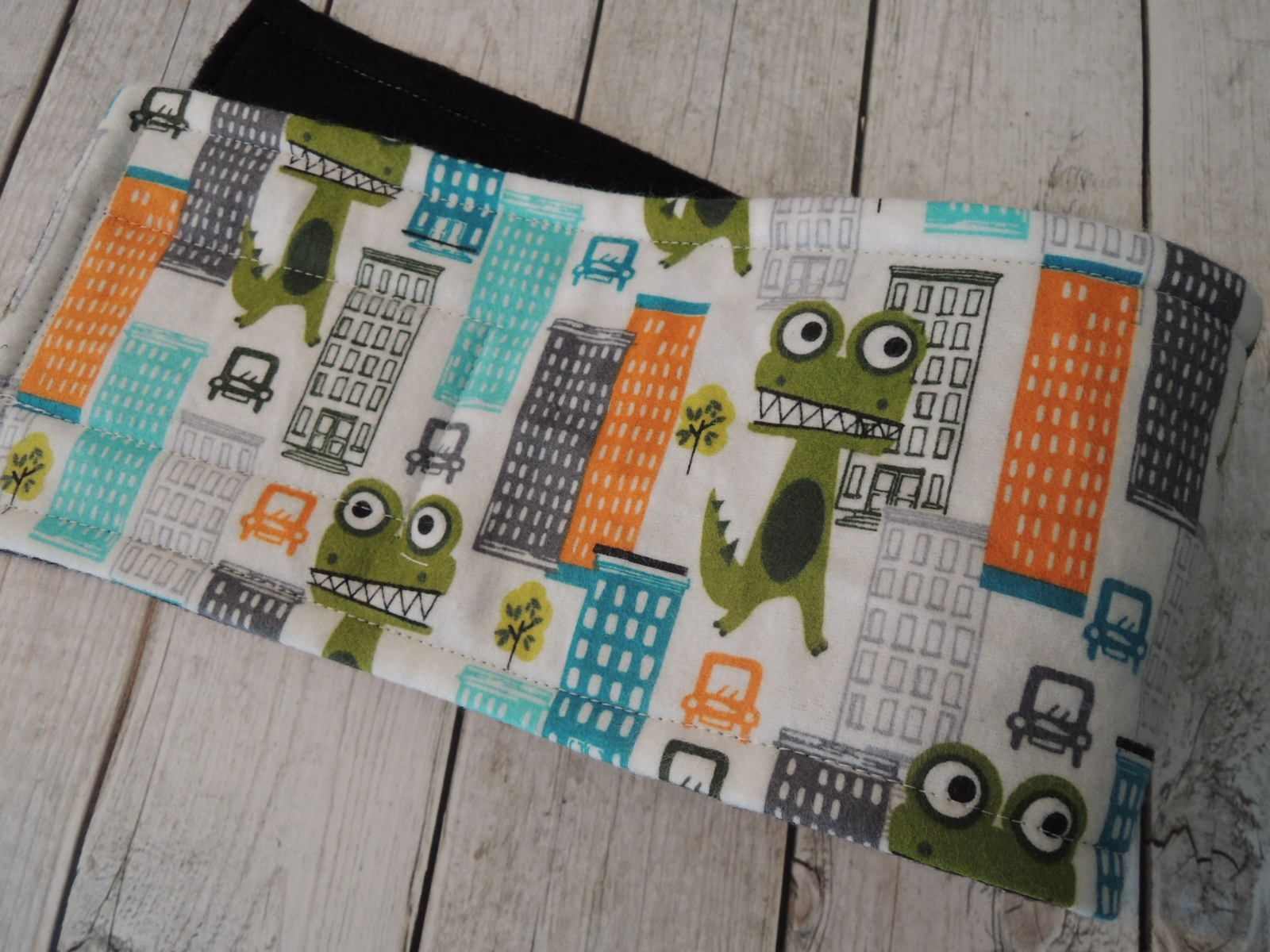 Flannel shirts for dogs  Dog Diaper Belly Band Gator Loose in the City Flannel Fabric For