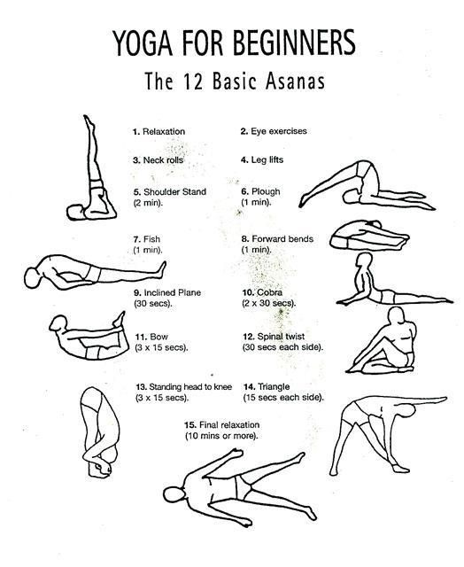 Yoga for Beginners Poses and its Benefits #YOGA #HAWA