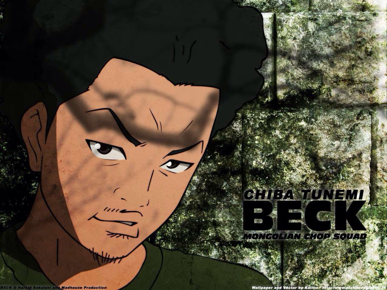 Beck Mongolian Chop Squad Anime Jeff Beck Wallpaper