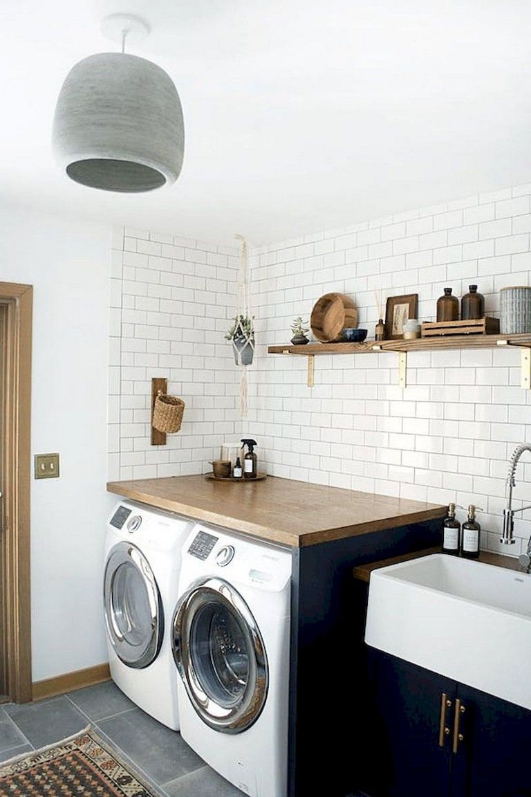 55 inspiring simple and awesome laundry room ideas on effectively laundry room decoration ideas easy ideas to inspire you id=13106