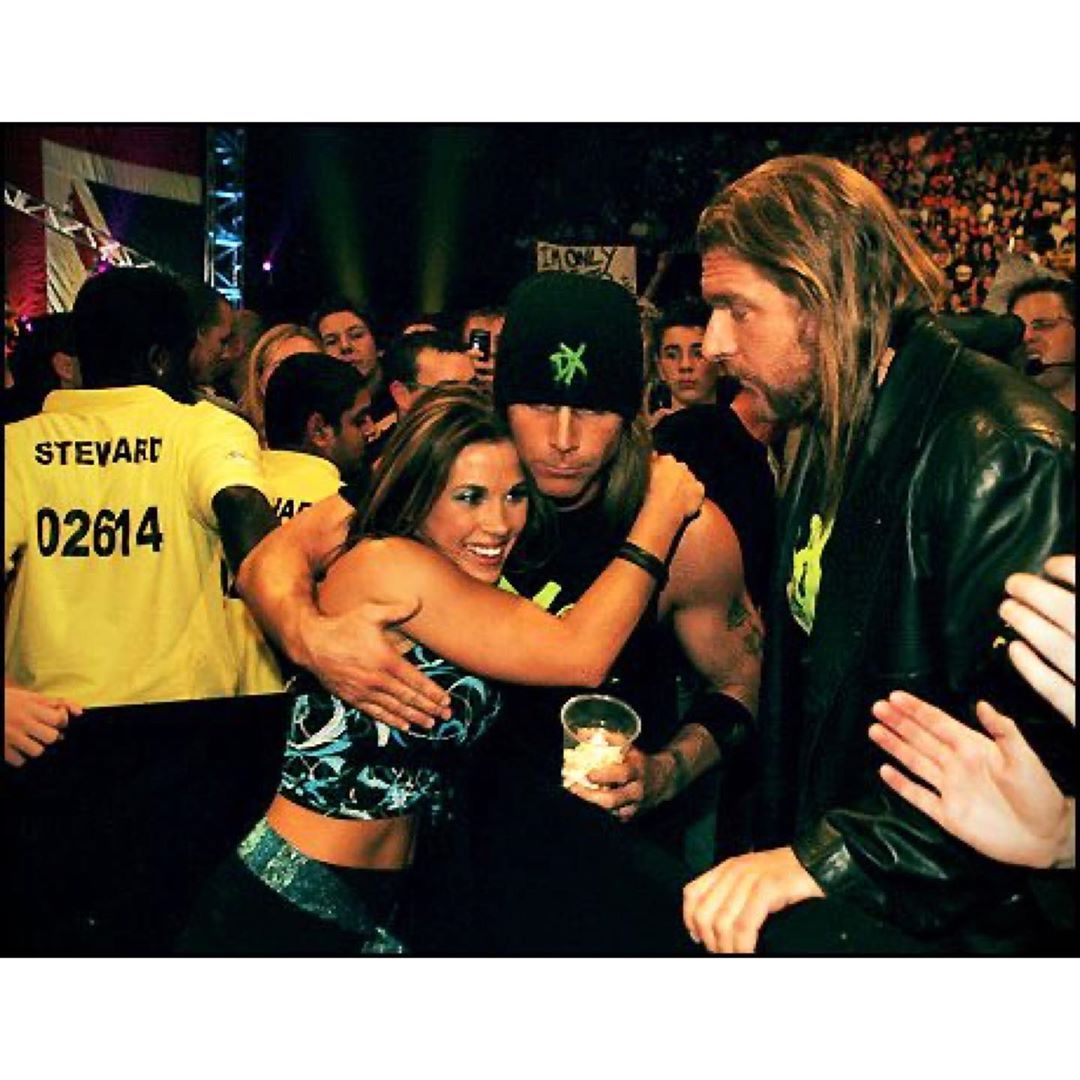 When Stephanie McMahon thought Triple H and Shawn Michaels