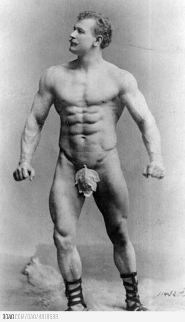 The First Transhumans, or Why Doc Savage Lost His Superpowers ... for Bodybuilding Art Photography  83fiz
