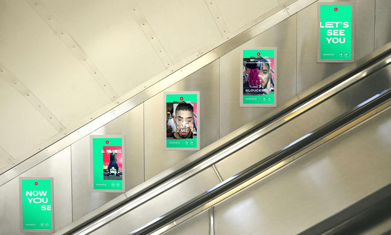 Image Result For Escalator Poster Escalator Poster Image