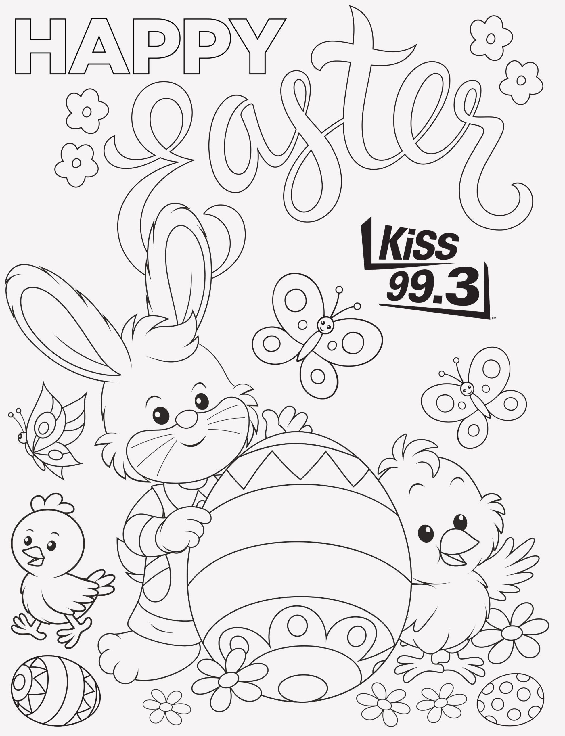 13 Printable Coloring Pages For Kindergarten In