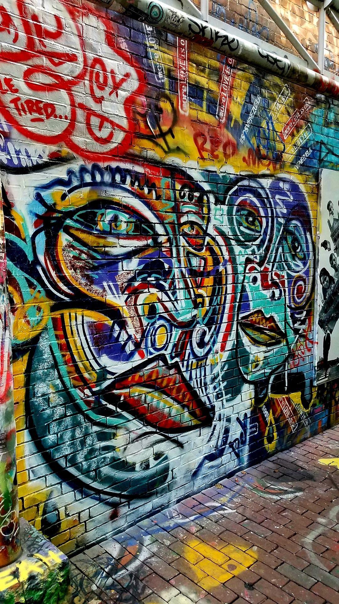 Graffiti wall cambridge ma - Graffiti Alley Cambridge Ma Work By Lukabrattzi Graffitialley