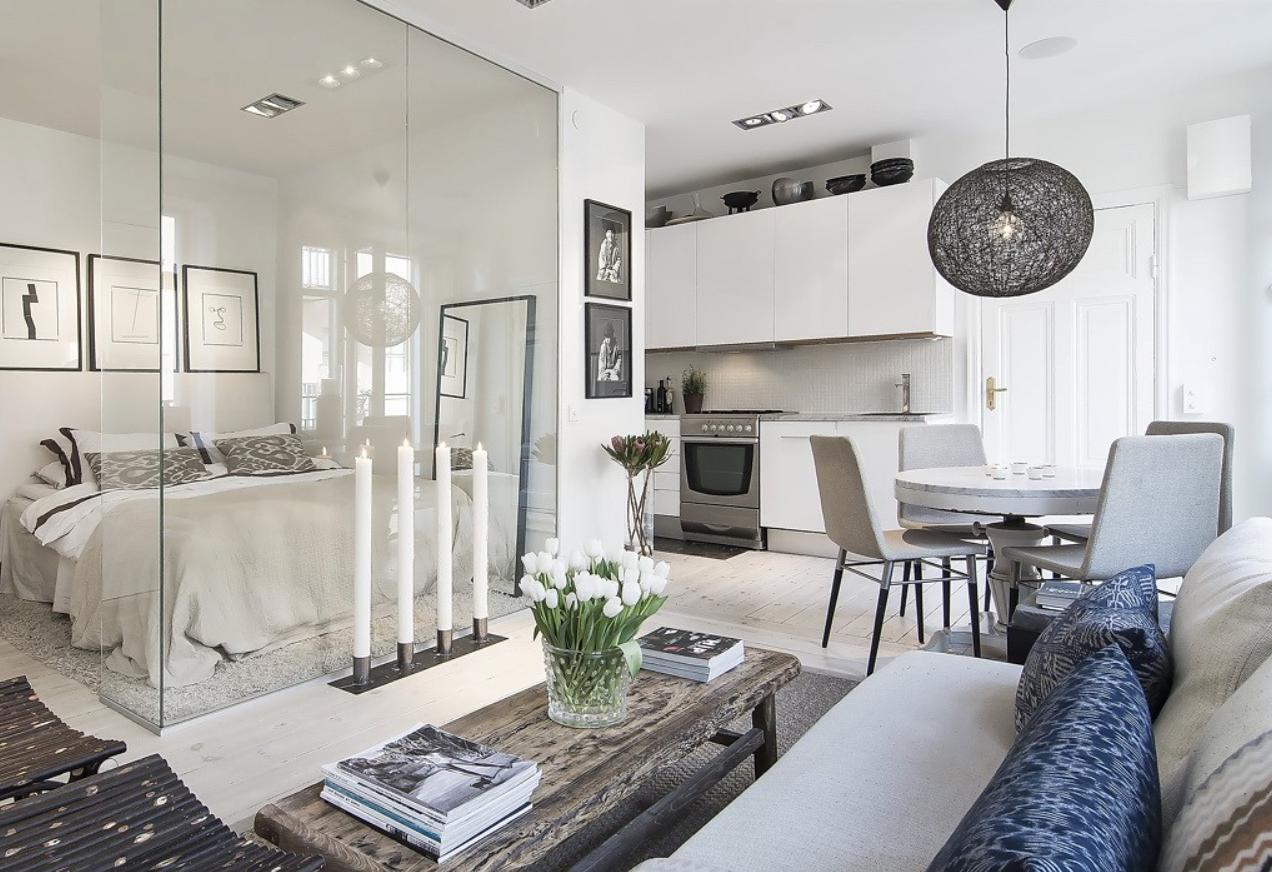 Interieur | 10 tips voor het inrichten van een klein huis of appartement. Woonblog StijlvolStyling.com http://www.stijlvolstyling.com/interieur-10-tips-voor-het-inrichten-van-een-klein-huis-of-appartement/