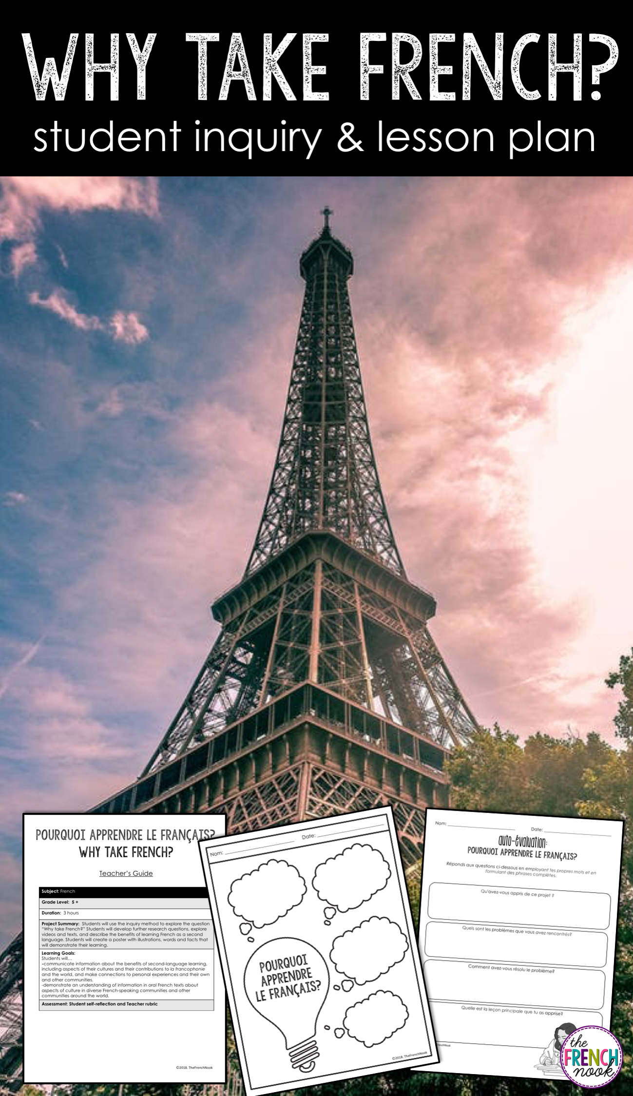 Pin On Tpt Resources The French Nook