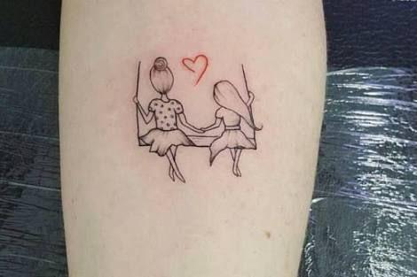 Tatuajes Madre E Hija Simbolos Ile Ilgili Gorsel Sonucu Mother Tattoos Mommy Tattoos Mom Tattoos