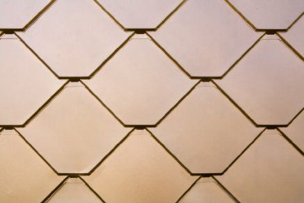Best Zinc Shingles Zinc Cladding Zinc Roof Metal Cladding 400 x 300