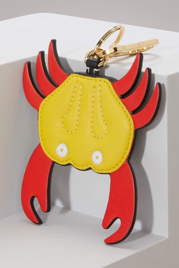 crab keyring - Yellow & Orange Loewe rolp92