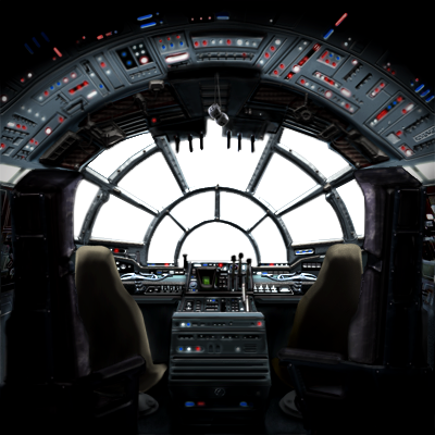 Cockpit mitridate vaisseau star wars star wars et - Stars wars vaisseau ...