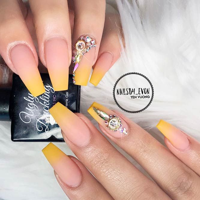 Trendy Fall Color Nails for Your Perfect Mani ☆ See more: https:// - 21 Trendy Fall Color Nails For Your Perfect Mani Nail Art Nails