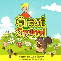 Free: Danny and the Great Big Squirrel - http://www.justkindlebooks.com/free-danny-and-the-great-big-squirrel/