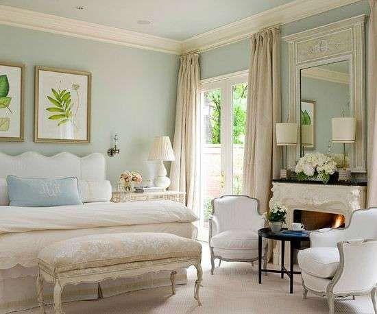 Camino in camera da letto - Camera da letto con camino | Bedroom ...