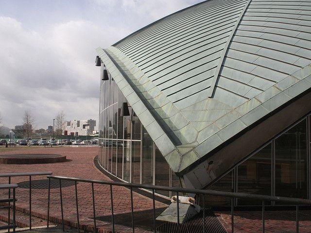 Eero Saarinen, Kresge Auditorium MIT, 1950-55