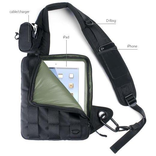 iSkin Gravity Agent 6 Sling Bag for iPad | Stuff I need | Pinterest