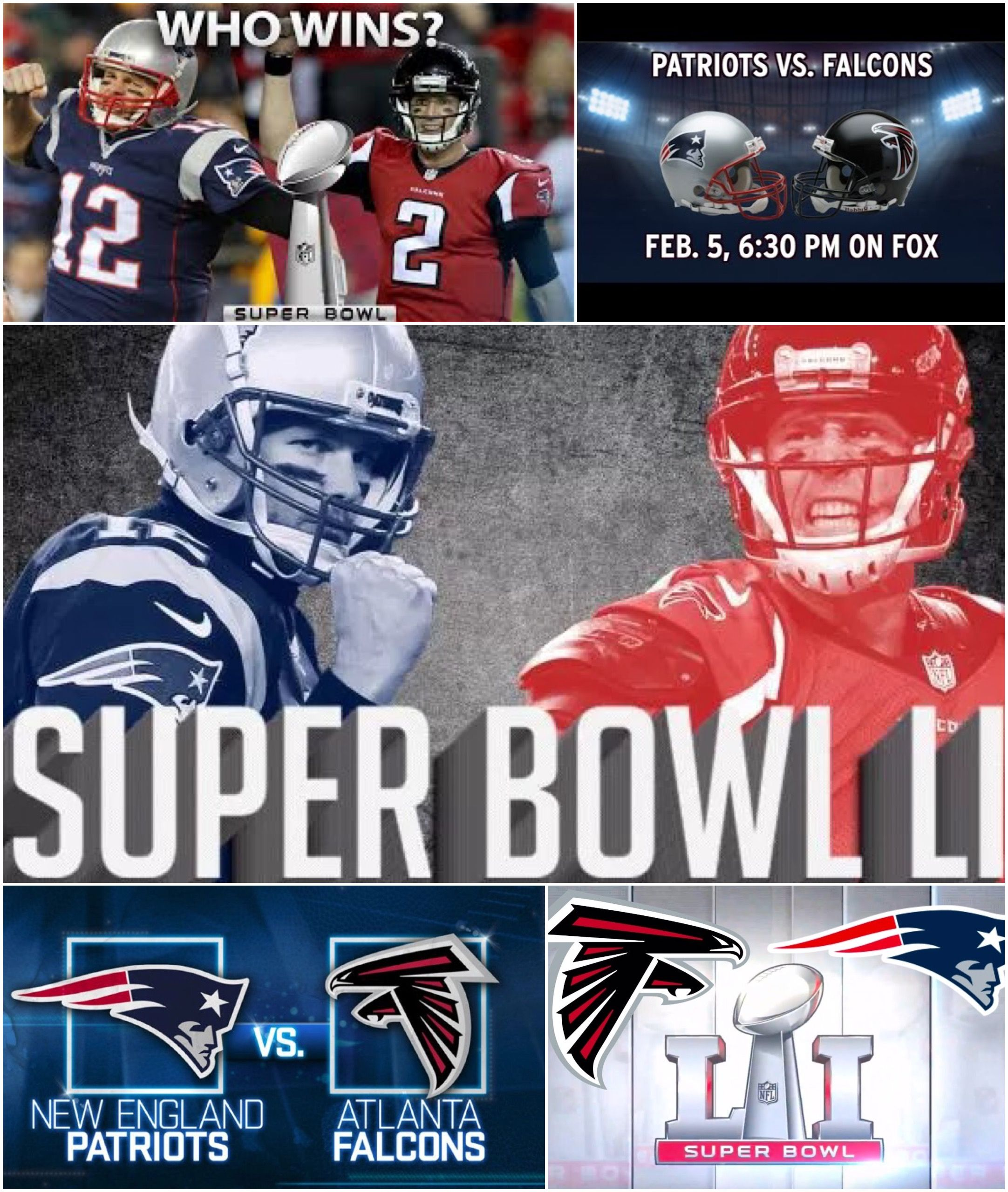 Superbowl51 Is Nearly Upon Us As The Newenglandpatriots And Atlantafalcons Clash New England Patriots Logo Atlanta Falcons Football Atlanta Falcons Pictures