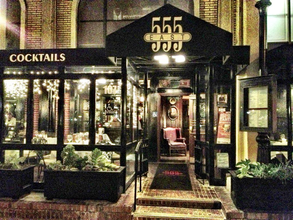 555 East American Steakhouse Wedding officiant, Long