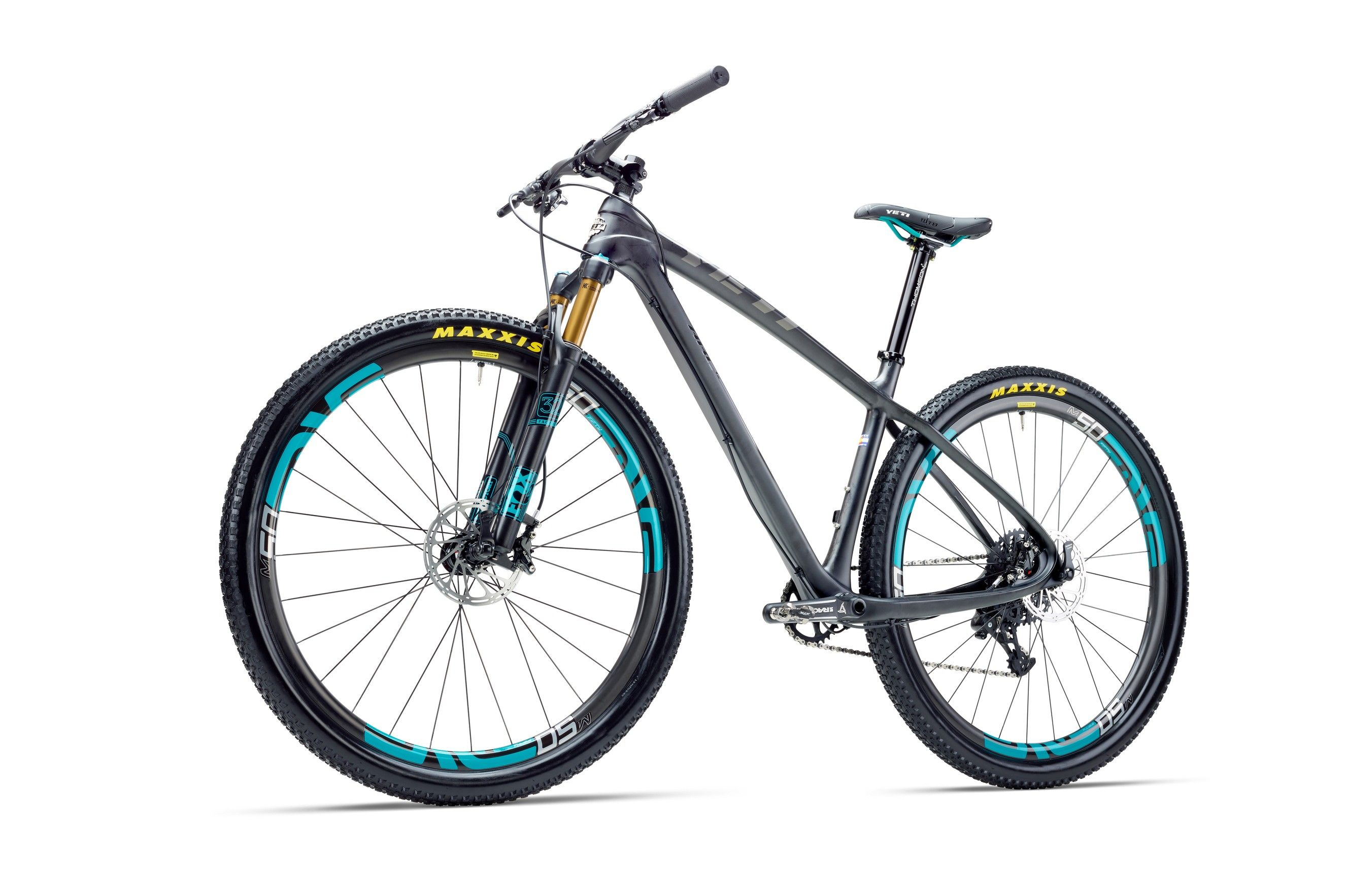 YETI ARC Carbon 29 Rahmenset Raw Grey 2016 - www.rider-store.de ...