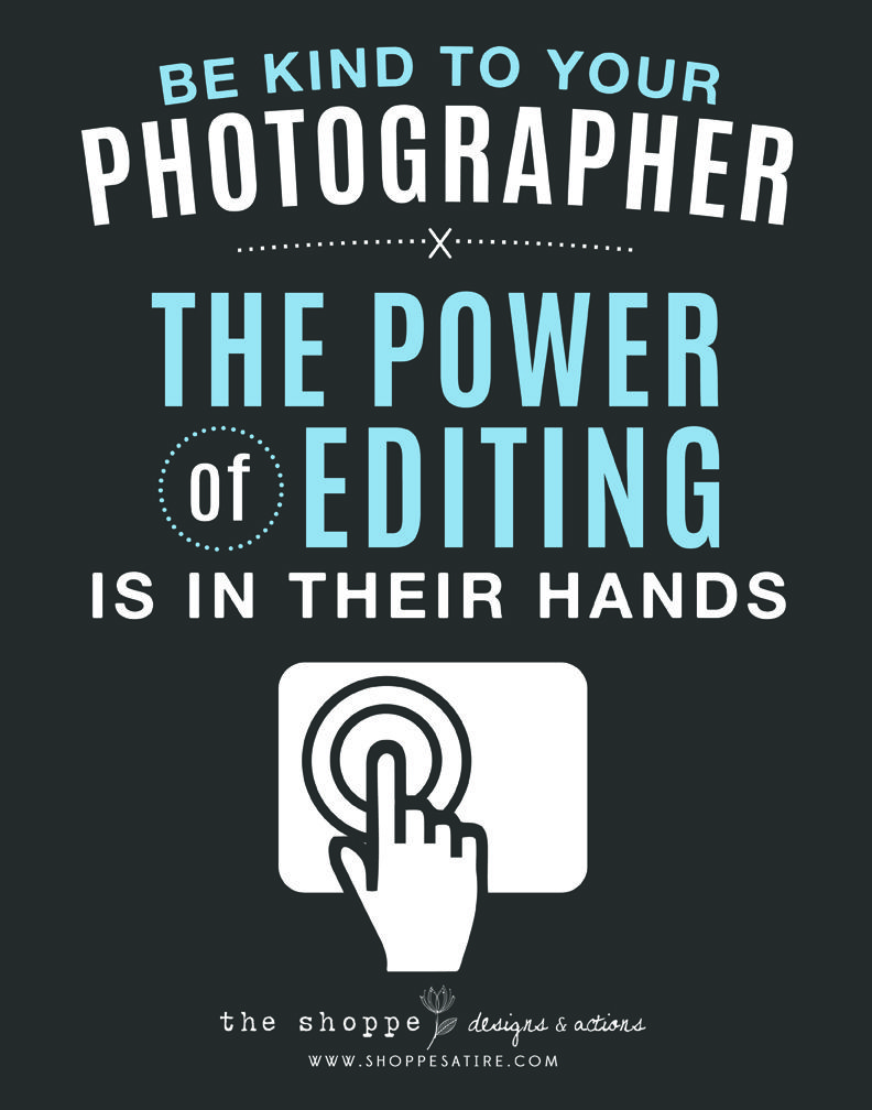 Shoppe Satire Humor for Photographers Photography