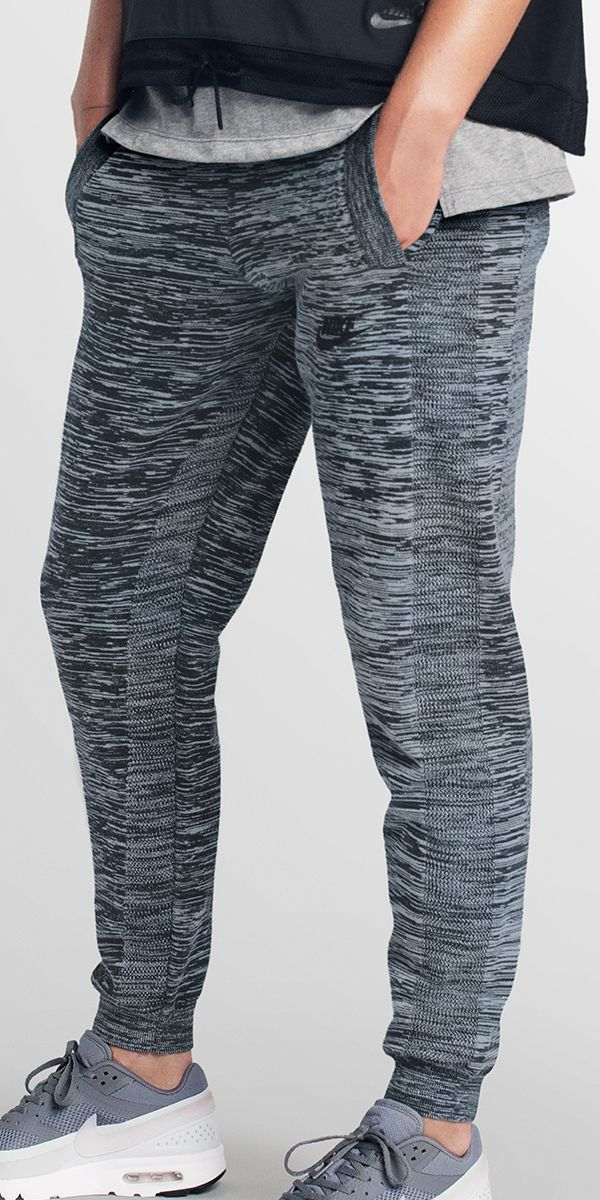 d5f99427d0ee Make moves in casual comfort in the Nike Tech Knit Track Pant — with a  relaxed fit and modern style.